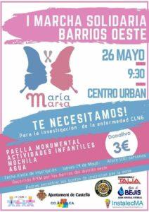 Cartel Marca Solidaria