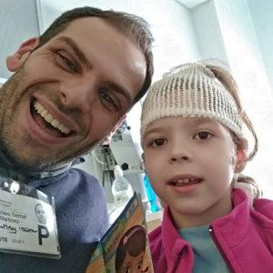 Gus y Marta en el Hospital
